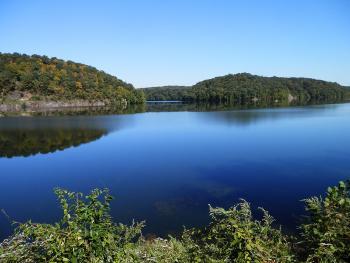 New Croton Reservoir.